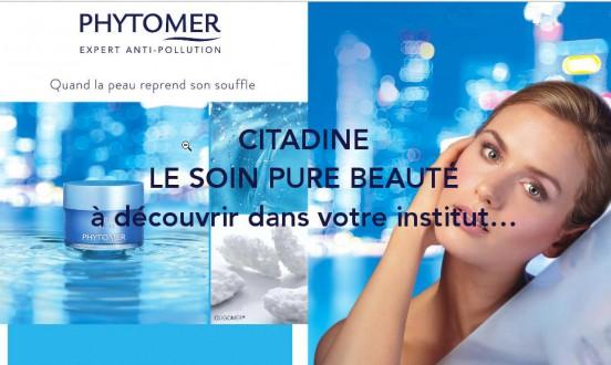 Citadine de phytomer soin visage d tox tharon pornic - Office de tourisme saint michel chef chef ...